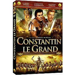 Constantin le Grand, Dvd
