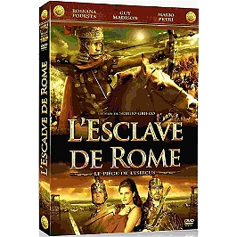 L'esclave de Rome, Dvd