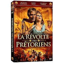La révolte des Prétoriens, Dvd