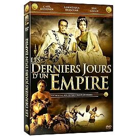 Les derniers jours d'un empire, Dvd