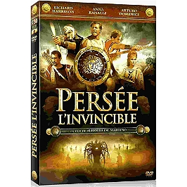 Persée l'invincible, Dvd