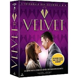 Coffret velvet, saisons 3 et 4, Dvd