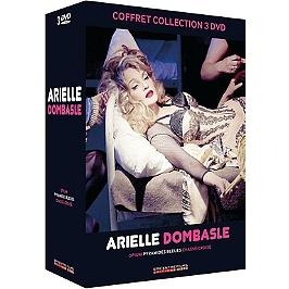 Coffret Arielle Dombasle 3 films : opium ; les pyramides bleues ; chassé-croisé, Dvd