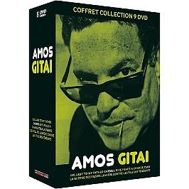 Coffret Amos Gitai, Dvd