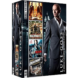 Coffret full action 4 films, Dvd