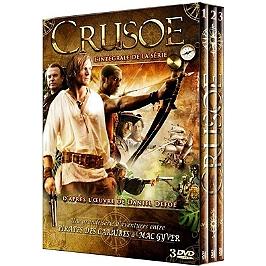 Coffret intégrale Crusoé, Dvd