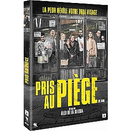 Pris au piège, Dvd