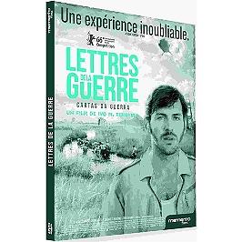 Lettres de la guerre, Dvd
