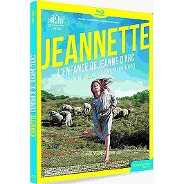 Jeannette, l'enfance de Jeanne d'Arc, Blu-ray