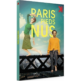 Paris pieds nus, Dvd