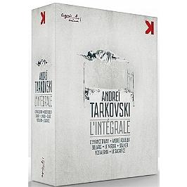 Coffret intégrale Tarkovski 7 films, Dvd