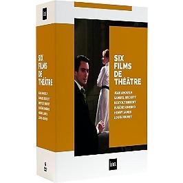 Coffret 6 films de théâtre, Dvd