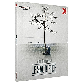 Le sacrifice, Blu-ray