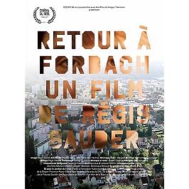 Retour à Forbach, Dvd