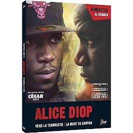 Alice Diop : vers la tendresse ; la mort de Danton, Dvd