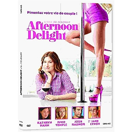 Afternoon delight, Dvd