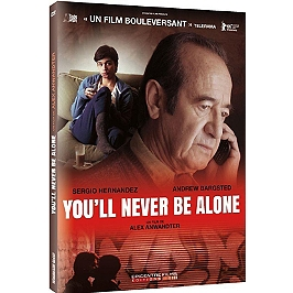 You'll never be alone, Dvd