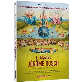 Le mystère Jerôme Bosch, Dvd