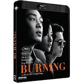 Burning, Blu-ray