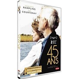 45 ans, Dvd
