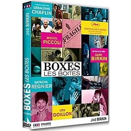 Boxes, Dvd