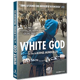 White god, Dvd