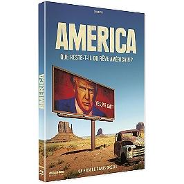 America, Dvd
