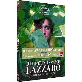 Heureux comme Lazzaro, Dvd