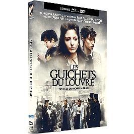Les guichets du Louvre, Blu-ray