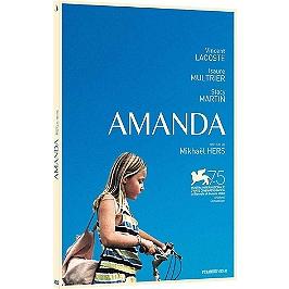Amanda, Dvd