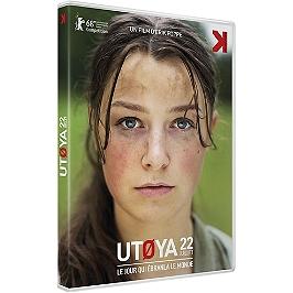 Utøya, 22 juillet, Dvd