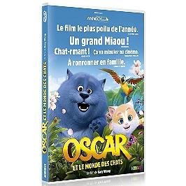 Oscar et le monde des chats, Dvd