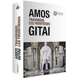 Coffret Amos Gitai au Collège de France : traverser les frontières, Dvd