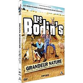 Les Bodin's : grandeur nature, édition 2019, Dvd