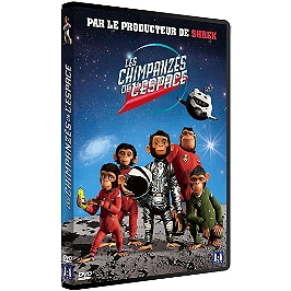 Les chimpanzés de l'espace, Dvd