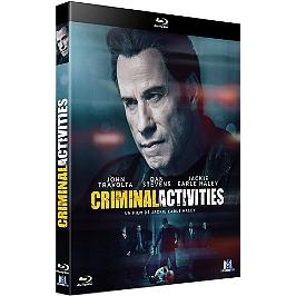 Criminal activites, Blu-ray