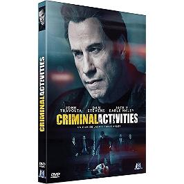 Criminal actvities, Dvd