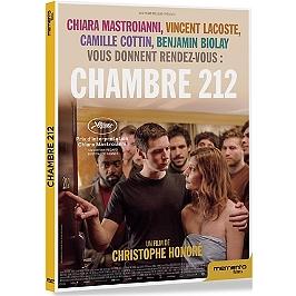 Chambre 212, Dvd