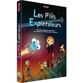 Les p'tits explorateurs, Dvd