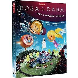 Rosa et Dara, leur fabuleux voyage, Dvd