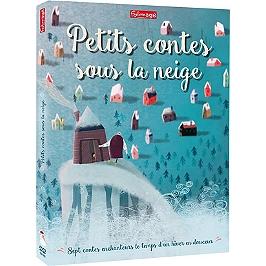 Petits contes sous la neige, Dvd
