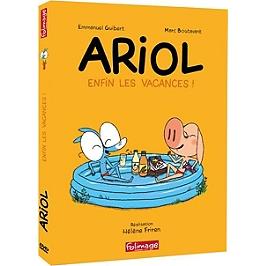 Ariol : enfin les vacances !, Dvd