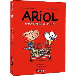 Ariol : Ramono, meilleur poteau, Dvd