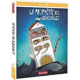 La prophétie des grenouilles, Blu-ray