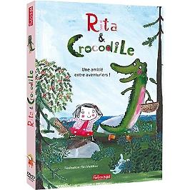 Rita & Crocodile, Dvd