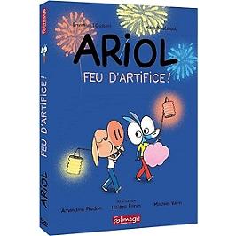 Ariol : feu d'artifice !, Dvd