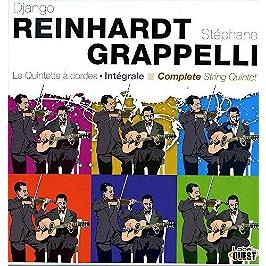 La quintete à cordes, édition deluxe, CD + Box