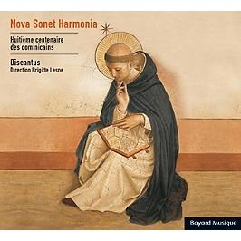 Nova sonet harmonia, CD