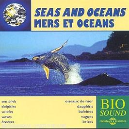 Mers Et Oceans, CD