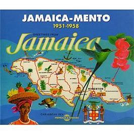 Jamaica-mento, CD